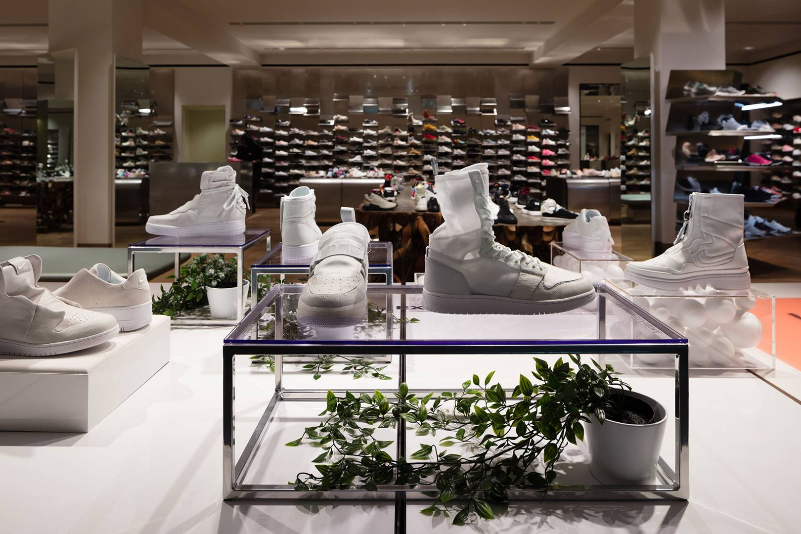 54f66caa81e Selfridges Opens A New Sneaker Section Within Its Dedicated Shoe Floor