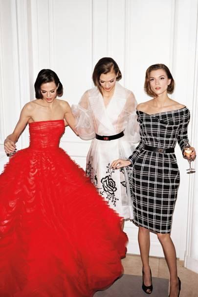 Inside December Vogue