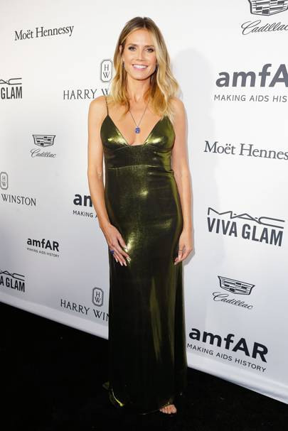 amfAR's Inspiration gala, Los Angeles - October 27 2016