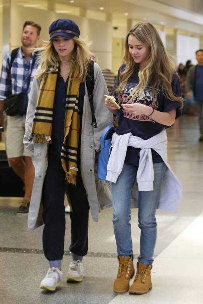 Suki & Immy Waterhouse