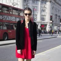 Gemma Sanderson, model