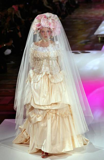 Christian Lacroix Spring/Summer 2004 Couture