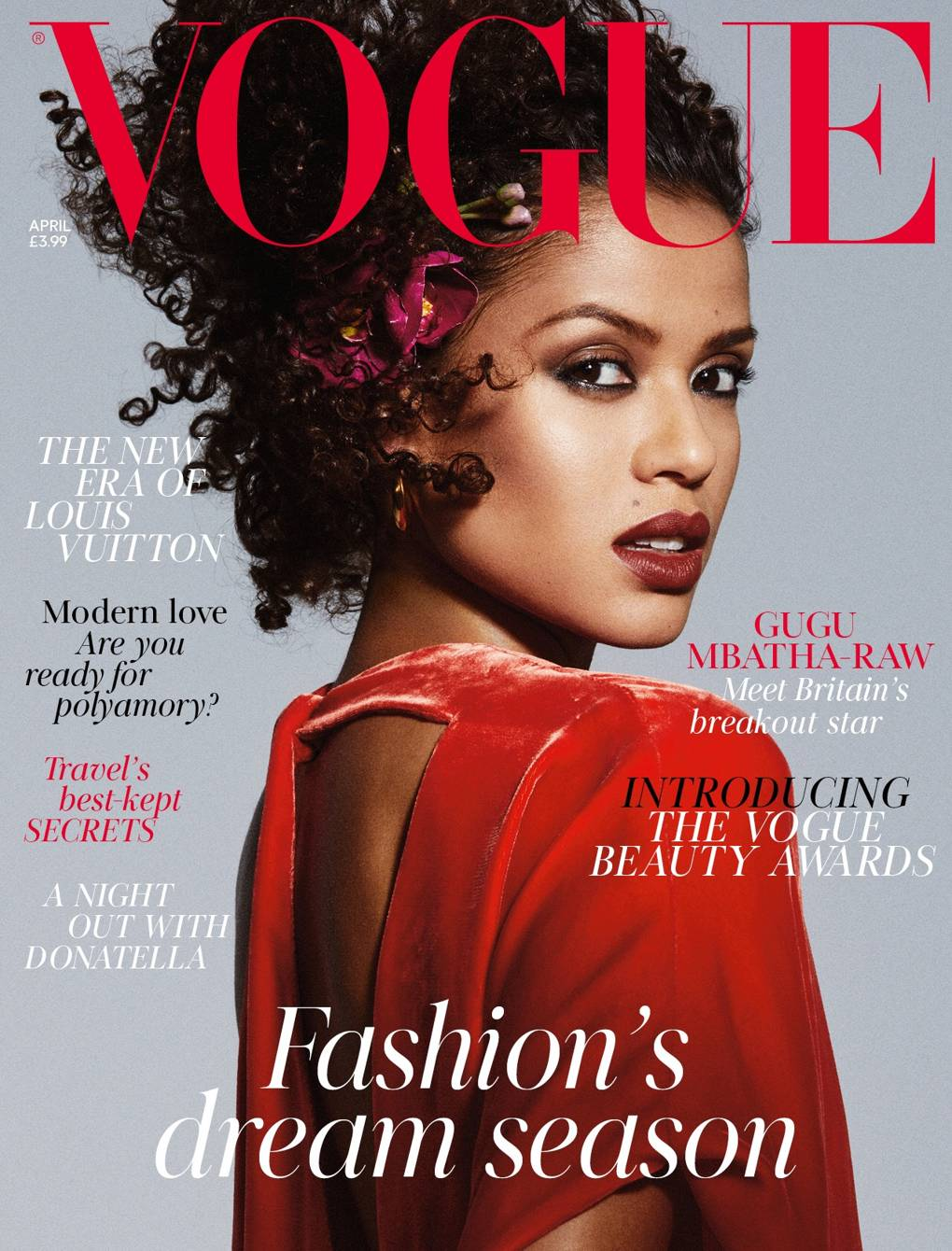 876388fa33 Inside The April 2018 Issue Of Vogue   British Vogue