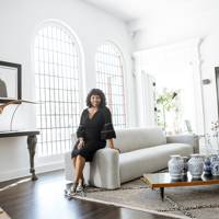 The Interiors Guru: Brigette Romanek