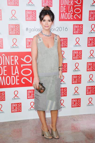 Sidaction Gala Dinner 2016, Paris - January 28 2016