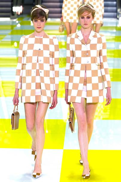 ba08fd30831ce Louis Vuitton Spring Summer 2013 Ready-To-Wear show report