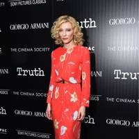 Truth screening hosted by Giorgio Armani And The Cinema Society, New York