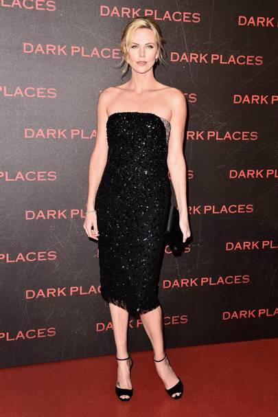 Dark Places premiere, Paris - March 31 2015