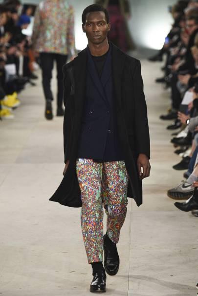quality design 49605 78fc0 Casely-Hayford AutumnWinter 2016 Menswear show report  Briti