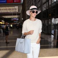LAX airport, LA - June 28 2015