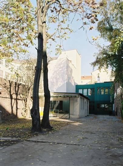 Galerie Giti Nourbakhsch, Berlin