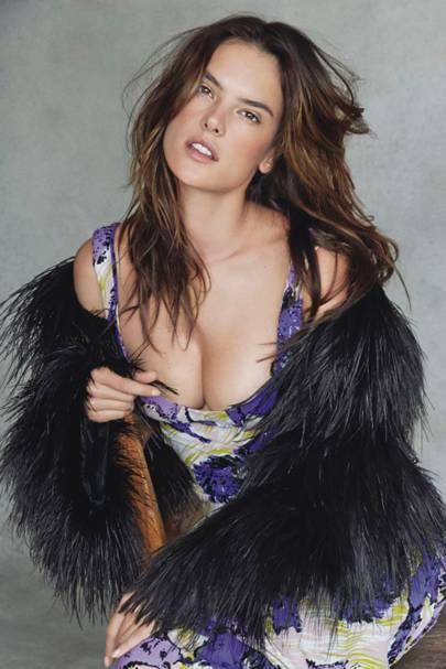 7b75b473c4a94 Alessandra Ambrosio Interview: L'Oréal Professionnel | British Vogue