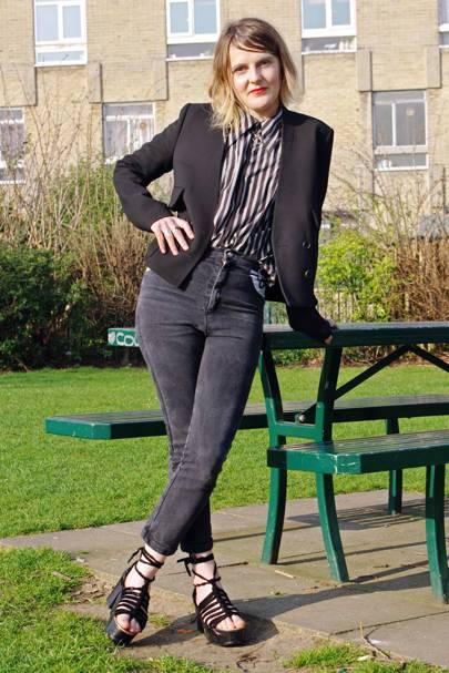 Noemi Klein, jewellery designer