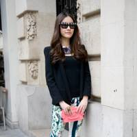 Michelle Yeoh, student