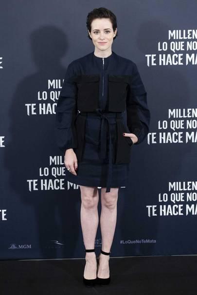 'Millennium' Premiere, Madrid - October 30 2018
