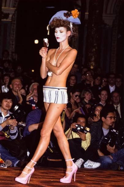 Vivienne Westwood spring/summer 1995