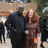 It featured a collaboration with Grace Coddington
