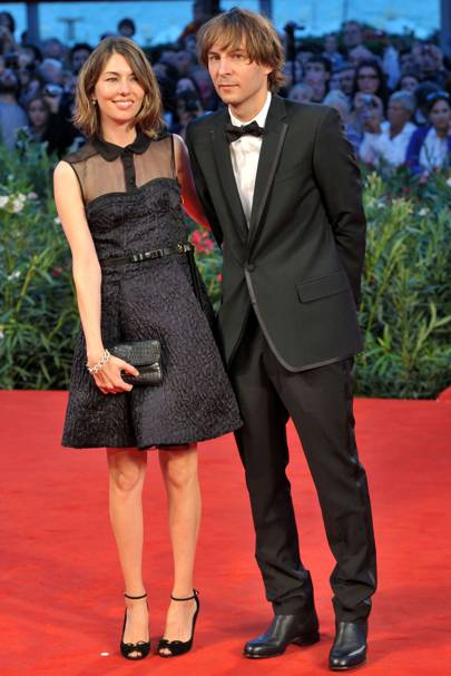 Sofia Coppola and Thomas Mars
