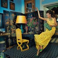 Karlie Kloss - Vogue March 2012