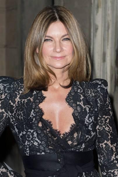 Net-A-Porter founder and British Fashion Council chairman Natalie Massenet