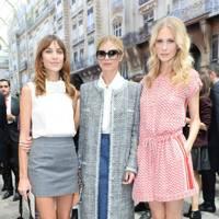 Chanel show - September 30 2014