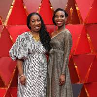 Tarana Burke took her daughter to the ceremony