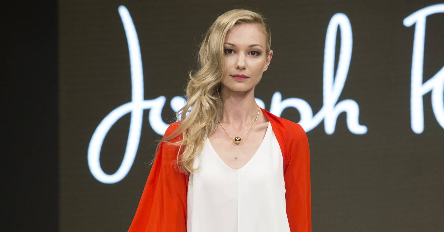 Joseph Ribkoff Spring/Summer 2017 Ready-To-Wear show report ...