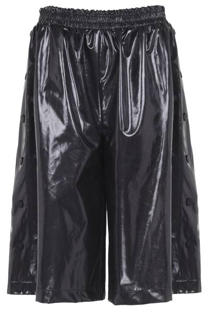 High-shine shorts, £40