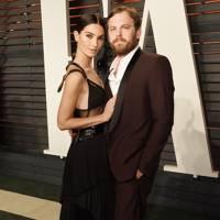 Caleb Folowill and Lily Aldridge