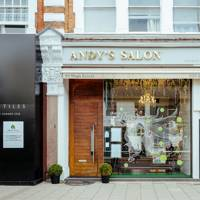 For Pampering: Andy's Salon
