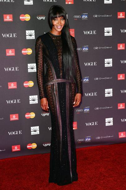 Vogue Fashion Dubai Experience Gala Dinner, Dubai – October 10 2013
