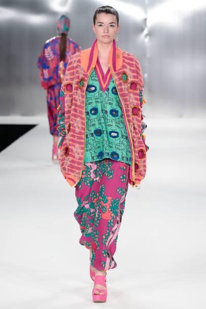De Montfort University Spring Summer 2015 Ready To Wear Show Report British Vogue