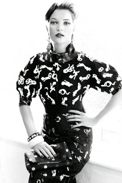 Vogue, August 2011