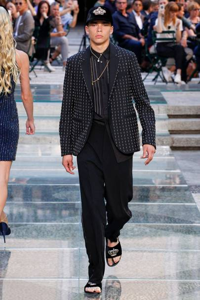 36e9b17026c Versace Spring Summer 2019 Ready-To-Wear show report