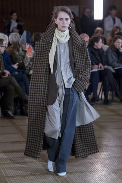 Relaché Confidence From Lemaire