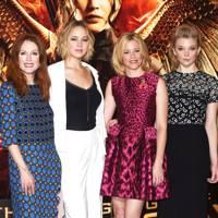 The Hunger Games: Mockingjay - Part 1 press conference, London – November 9 2014