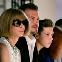 Victoria Beckham show - September 7 2014
