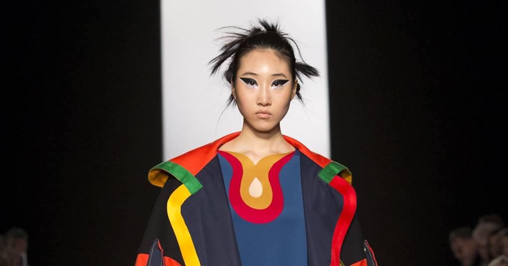 2f6cab3e5d97 Westminster University Autumn Winter 2015 Ready-To-Wear show report ...