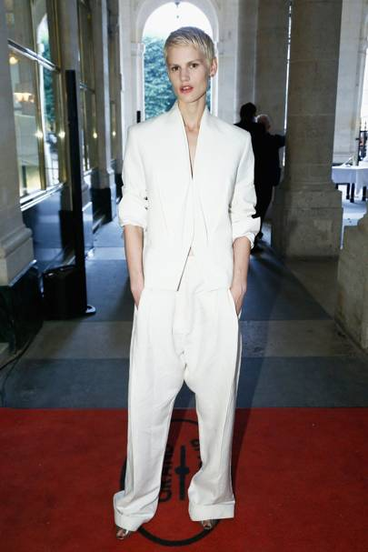 mytheresa.com Haider Ackermann dinner - July 7 2015