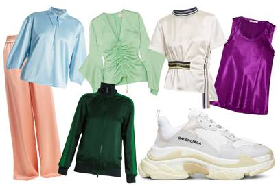 Go All-Out Athleisure