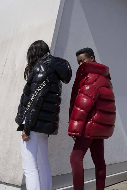 Moncler And Stylebop Team Up For Puffer Collaboration