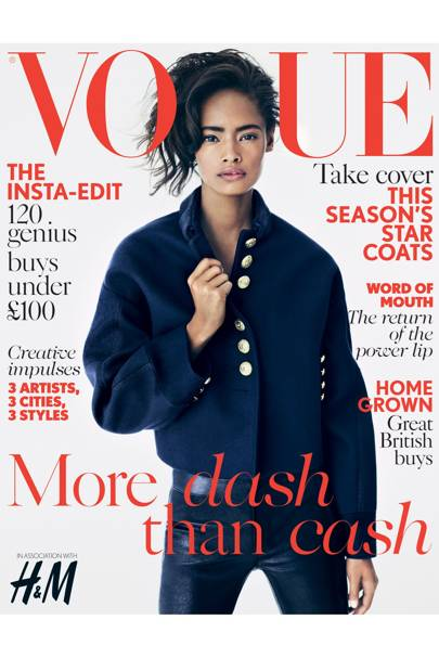 #NovemberVogue - More Dash Than Cash Supplement