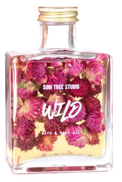 Wild Bath & Body Oil by Sugi Tree Studio