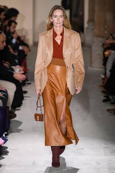 Nineties Model Favourite Georgina Grenville Is Back In Vogue