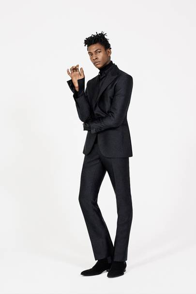 A Sauvage Autumn/Winter 2018 Menswear collection