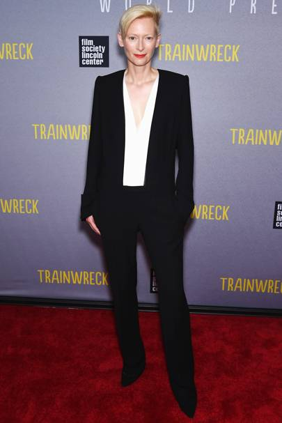 Trainwreck premiere, New York - July 14 2015