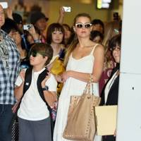 Narita airport, Japan - July 16 2013