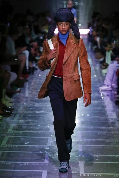 d8c4610b32f5 Prada Spring Summer 2019 Menswear show report   British Vogue