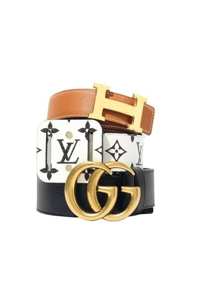The Logo Belt: