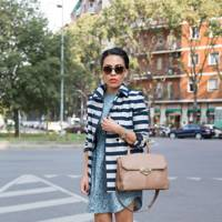 Gina Oetega, stylist